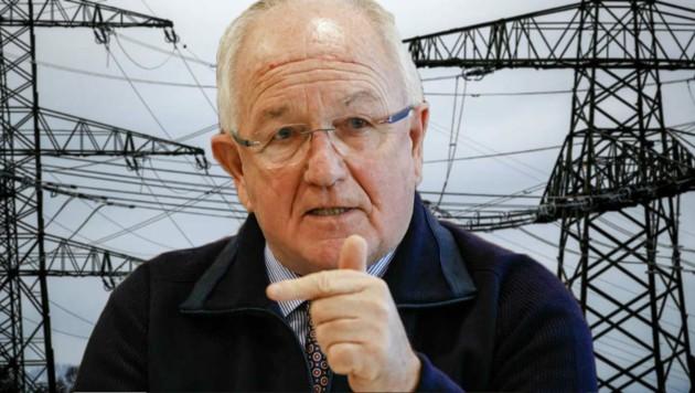 Eugendorfs Ortschef Johann Strasser. (Bild: Tröster, Tschepp)