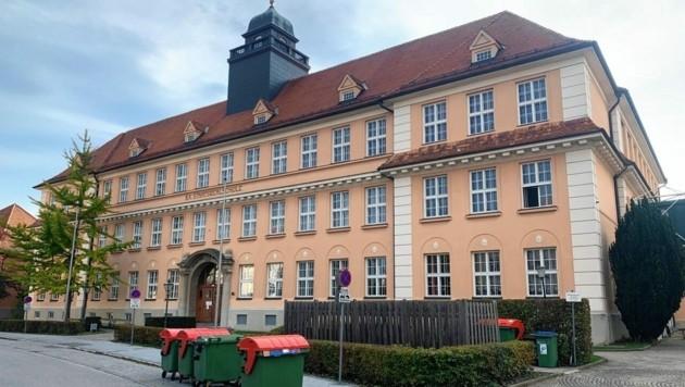 Gymnasium Fürstenfeld (Bild: Christian Schulter)