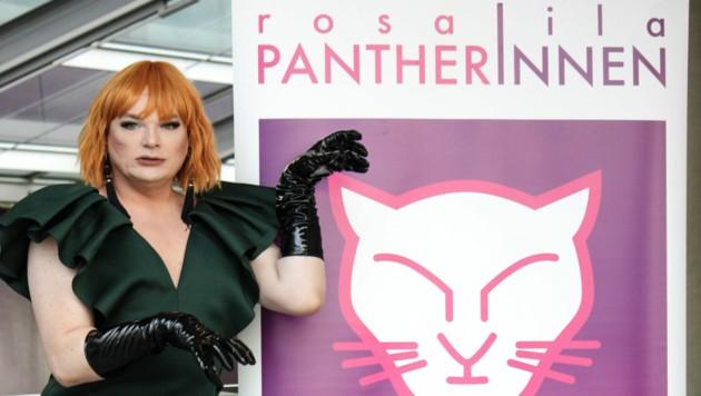 Die Einnahmen gehen den verein RosaLila PantherInnen. (Bild: Sabrina Petz)