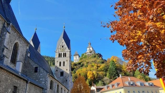 Friesach im Herbst. (Bild: Kogler Christina Natascha)