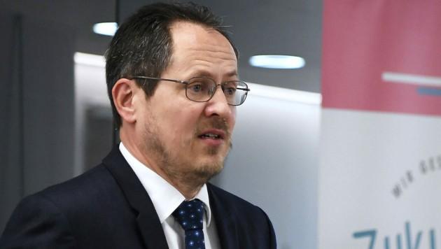 WKÖ-Handelsobmann Rainer Trefelik (Bild: APA/ROBERT JAEGER)