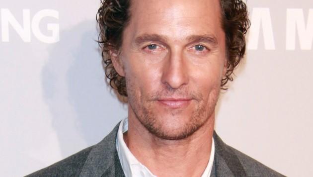 Matthew McConaughey (Bild: www.PPS.at)