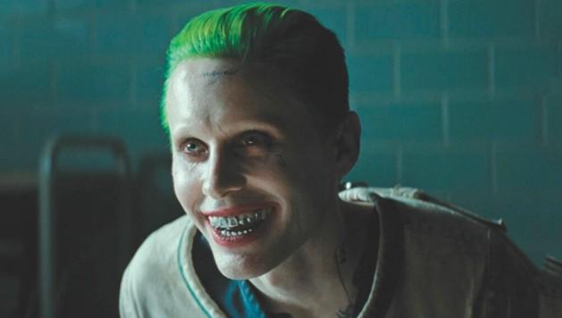 Jared Leto als Joker (Bild: Warner Bros. Studios)