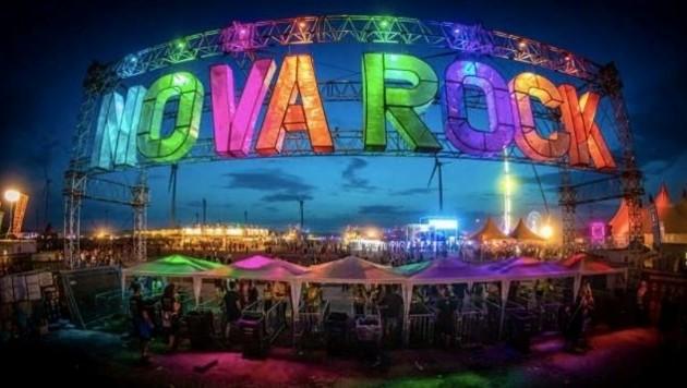 """Auch über das jährlich in Nickelsdorf stattfindende Musikfestival Nova Rock berichtet die """"Krone"""" regelmäßig. (Bild: Nova Music Entertainment GmbH,)"""