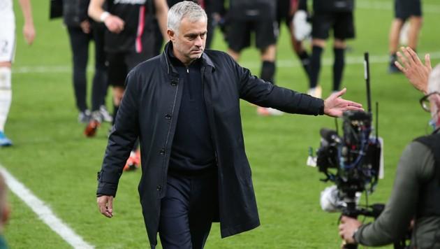 Jose Mourinho (Bild: GEPA )