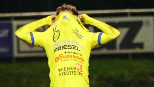 Das 2:4 im Cup gegen Klagenfurt war für die Lafnitzer zum Verstecken... (Bild: GEPA pictures)