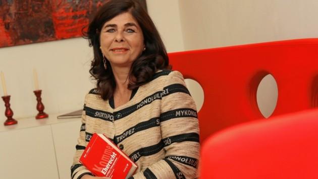Mariza Kolar-Syrmas kennt die Tricks der Ehebrecher (Bild: Christian Jauschowetz)