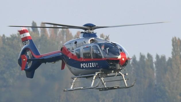 Hochmoderner EC135 P2+ im Flug (Bild: Huber Patrick)