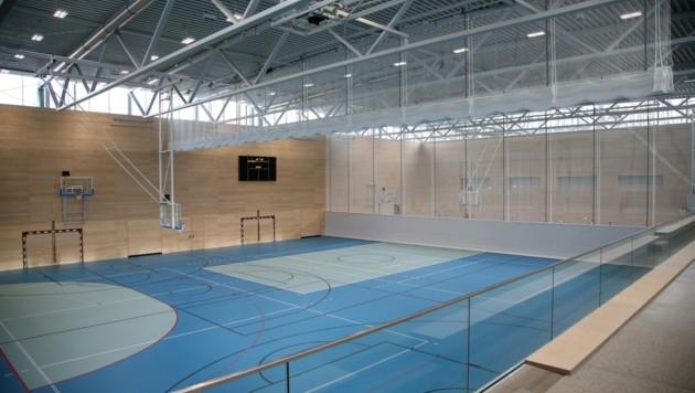 Sportprojekte wie das Sportzentrum Nord werden gefördert (Bild: ANDREAS TRÖSTER)