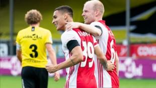 (Bild: twitter.com/Ajax Amsterdam)
