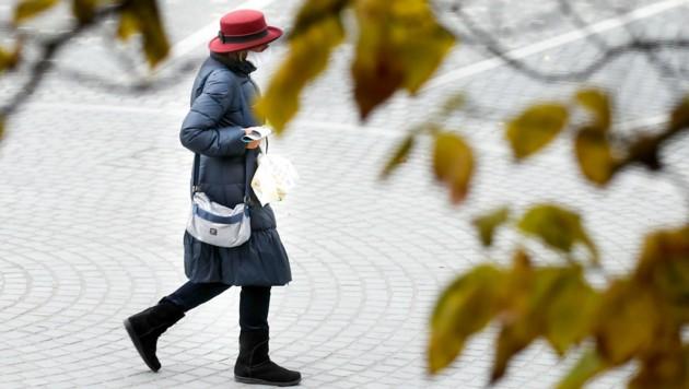 Slowenien kämpft gegen rasant steigende Infektionszahlen - nun wurde die Bewegungsfreiheit weiter eingeschränkt. (Bild: The Associated Press)