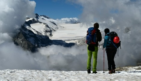 Gletscher Presena, Val di Sole, Trentino (Bild: APA/AFP/Miguel MEDINA)