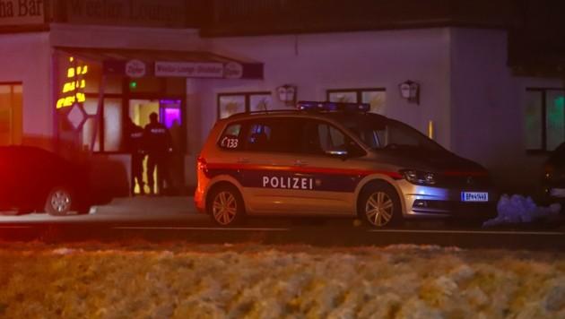 In der Shisha Bar in Regau kam es zum Todesstich. (Bild: Lauber/laumat.at Matthias)