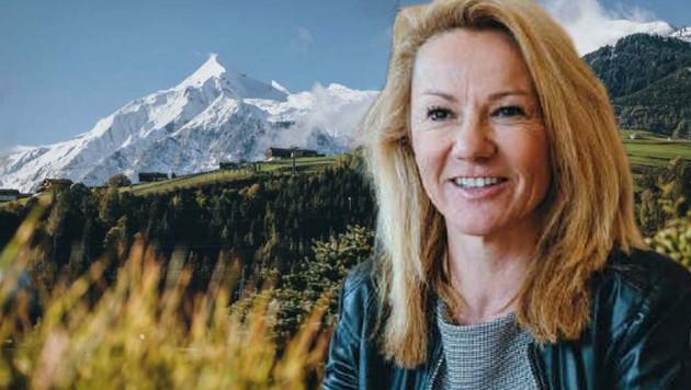 Renate Ecker führt den Tourismusverband. (Bild: EXPA/Oberhauser)