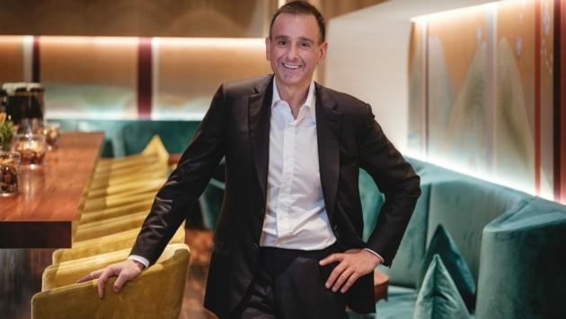Fabio Giacobello, Besitzer des Fabios (Bild: Stefan Gergely)