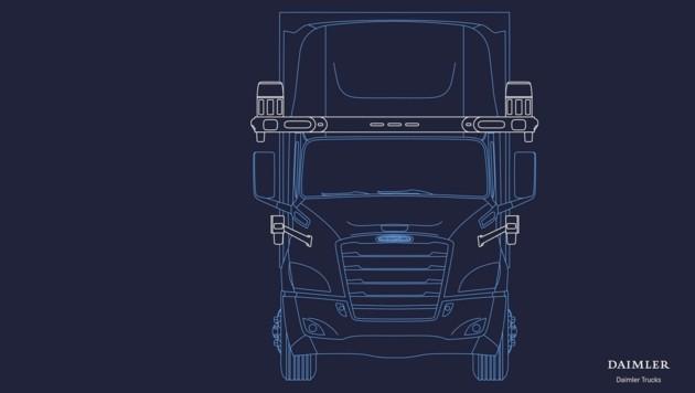 (Bild: Daimler Trucks North America LLC)