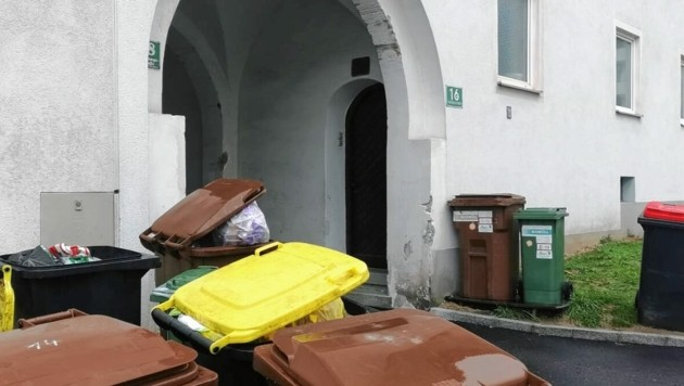 Der Tatort in Liezen (Bild: z.V.g.)