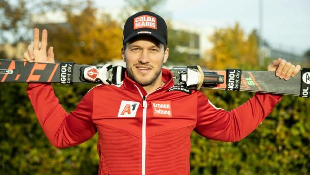 Christian Hirschbühl konzentriert sich bereits voll auf die nächste Saison. (Bild: Maurice Shourot)