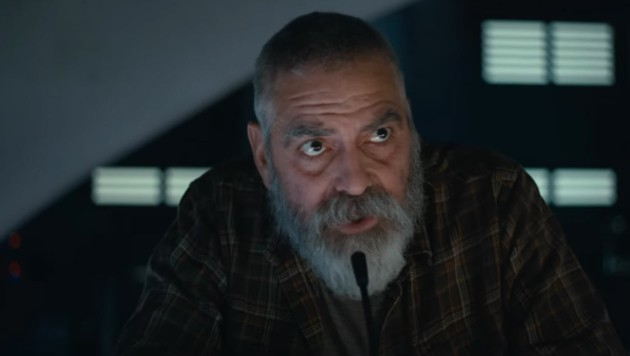 "George Clooney in dem Sci-Fi-Thriller ""The Midnight Sky"" (Bild: Netflix)"