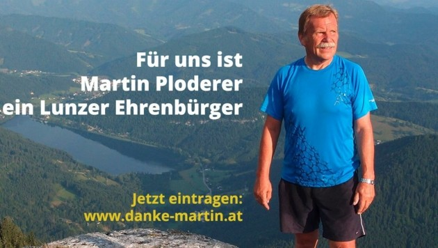 20 Jahre lang war Ploderer Bürgermeister in Lunz am See. (Bild: Stefan Hackl)