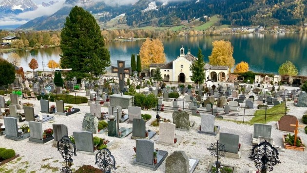 Friedhof Zell am See (Bild: Hölzl Roland)