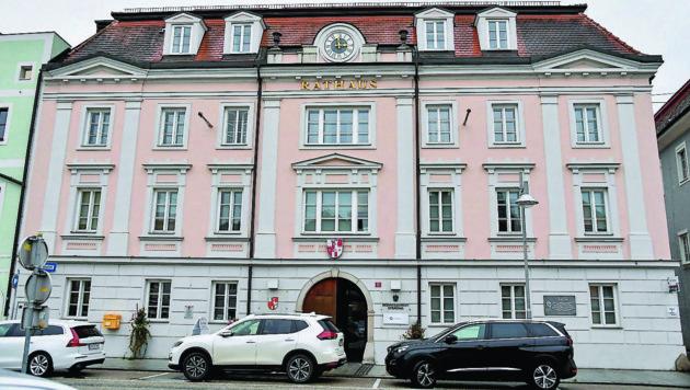 Rathaus Eferding (Bild: © Harald Dostal)