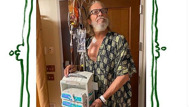Jeff Bridges meldete sich aus dem Spital. (Bild: instagram.com/thejeffbridges)