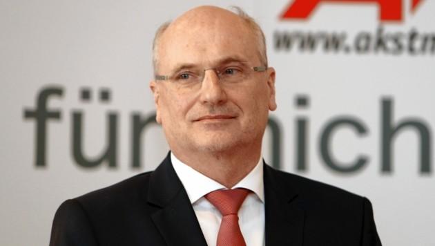 Wolfgang Bartosch (Bild: Juergen Radspieler)