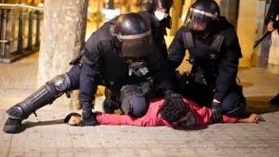 (Bild: AP Photo/Joan Mateu)