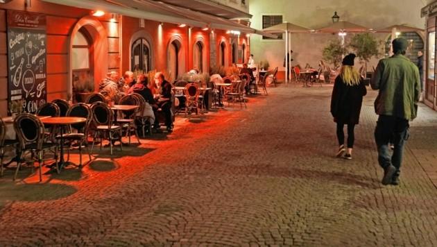 Auch in Graz veränderte sich das Mobilitätsverhalten der Bewohner. (Bild: Sepp Pail)