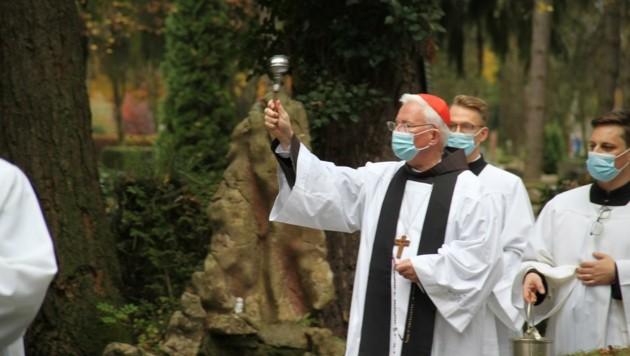 Erzbischof Franz Lackner (Bild: Erzdiözese Salzburg)