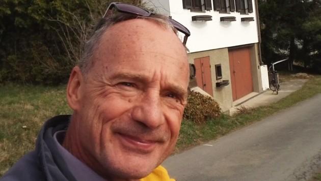 Dieter Kossack lebt müllfrei (Bild: zVg)