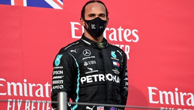 Lewis Hamilton (Bild: AFP)