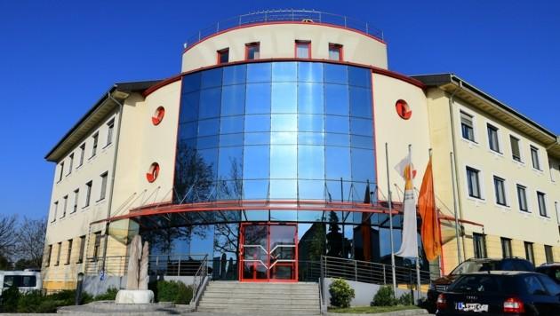 Die frühere Zentrale der Begas. Das Gasunternehmen ist mittlerweile mit der Bewag zu Energie Burgenland fusioniert. (Bild: Huber Patrick)