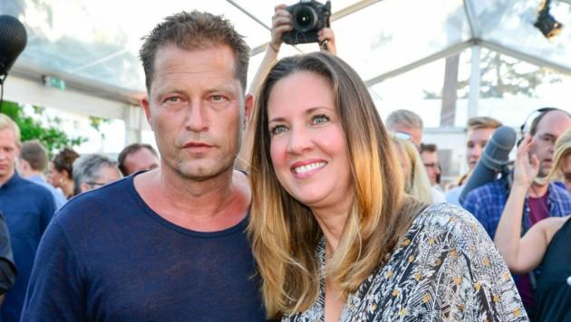 Til Schweiger, Dana Schweiger (Bild: Sauerwein, Jan / Action Press / picturedesk.com)