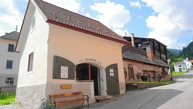 Im kleinen Fleischbankl können Interessierte in die Geschichte Greifenburgs eintauchen (Bild: Moser)