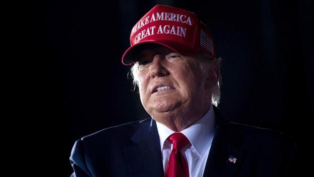 Abgewählt: Donald Trump (Bild: AFP)