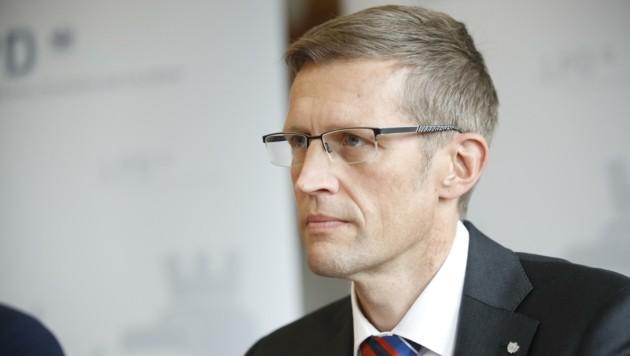 Marcus Neher von der Staatsanwaltschaft (Bild: Tschepp Markus)