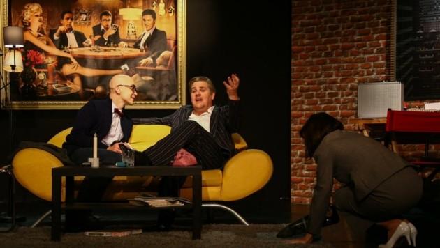 Alex Linse, Off-Theater (Bild: Off theater)