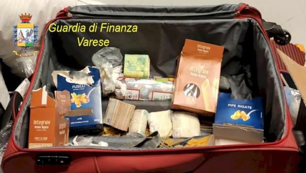 (Bild: Guardia di Finanza Varese)