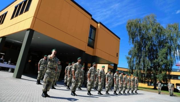 """Die Kaserne St. Michael wäre ein idealer Standort für eine so genannte """"Sicherheitsinsel"""". (Bild: Bundesheer/Dominik Resch)"""