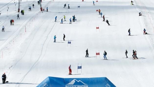 Das Kitzsteinhorn steht als Trainingsgebiet im November nicht zur Verfügung. (Bild: GEPA pictures/ Harald Steiner)