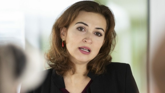 Justizministerin Alma Zadic (Grüne) (Bild: APA/Bundeskanzleramt/Dunker)
