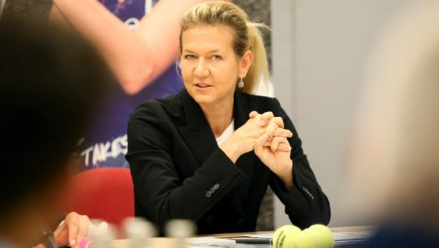 Sandra Reichel (Bild: GEPA)