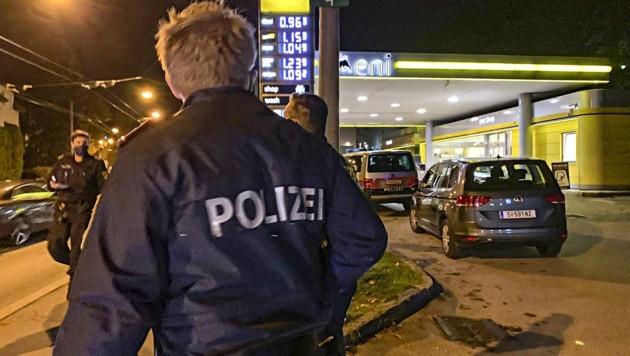 Polizei konnte rasch Verdächtige festnehmen (Bild: Tschepp Markus)