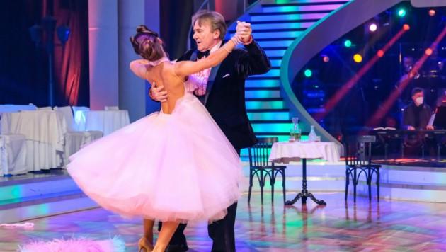 Andi Ogris und Vesela Dimova (Bild: ORF)