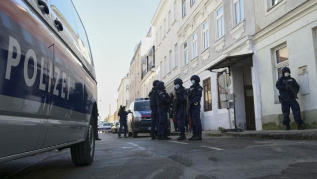 """Nach dem islamistischen Terroranschlag in Wien wurde die Tewhid-Moschee in Meidling geschlossen. (Bild: """"Krone"""")"""