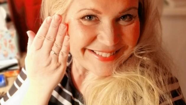 Susanna Hirschler wird heiraten. Zuvor erwartet sie noch im November ihr erstes Kind. (Bild: Susanna Hirschler/Privat)