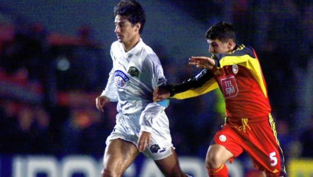 Ivica Vastic und Co. reichte ein 2:2 gegen Galatasaray. (Bild: GEPA pictures)