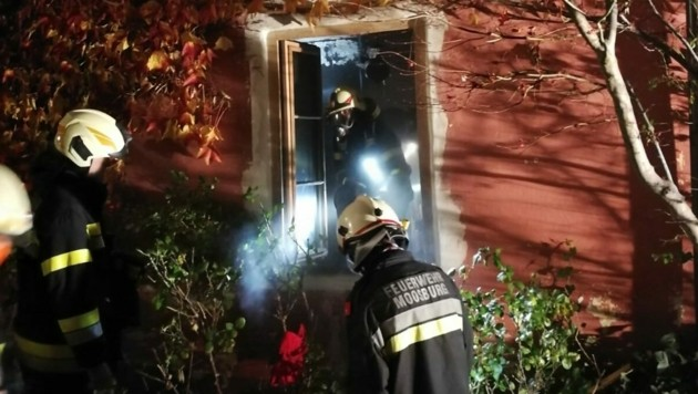 (Bild: Feuerwehr Moosburg)